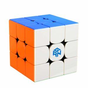 Roxenda 356R Speed Cube Gans 356 R 3x3 Stickerless Cubo di velocità Gan356 R 3x3x3 V3 System Speedcube (Gan 356R)