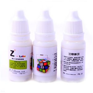 GoodCube Lubricating Speed Cube Oil Magic Cube Accessories Z-Lube