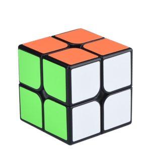 MFEIR Cubo di velocità,Cubo magico, 2x2x2 puzzle cubo magico, liscio torsione regolabile cubo di velocità, ecologico durevole materiali ABS, puzzle cubo magico per i ragazzi , i bambini.