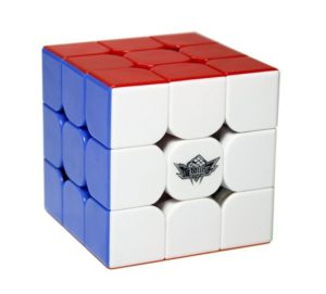 OJIN Cyclone Boys Feijue:Xuanjue Magnetic 3x3x3 Speed Cube Magic Cube Puzzle Smoothly Twist (Senza Adesivo)