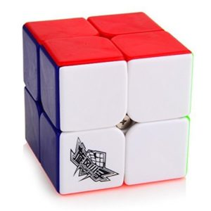 Topways® Cyclone Boys 2x2x2 magic Cube Intelligenza di velocità magico cubo magic Puzzle cube 50mm