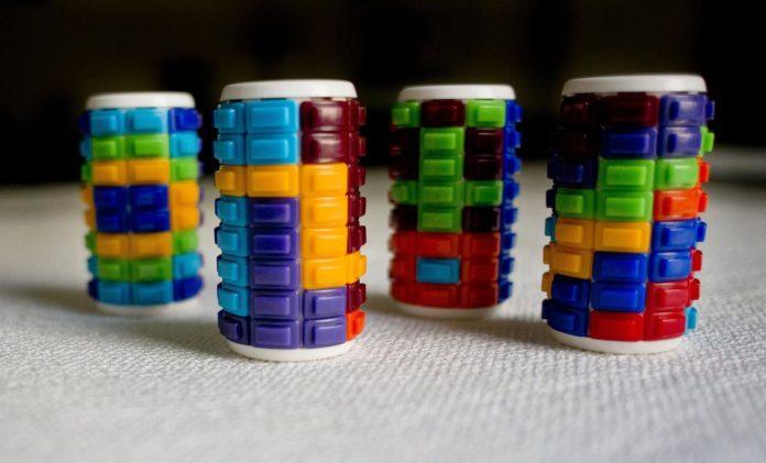 Eni Puzzle - Cosa puoi fare con solo uno spazio?