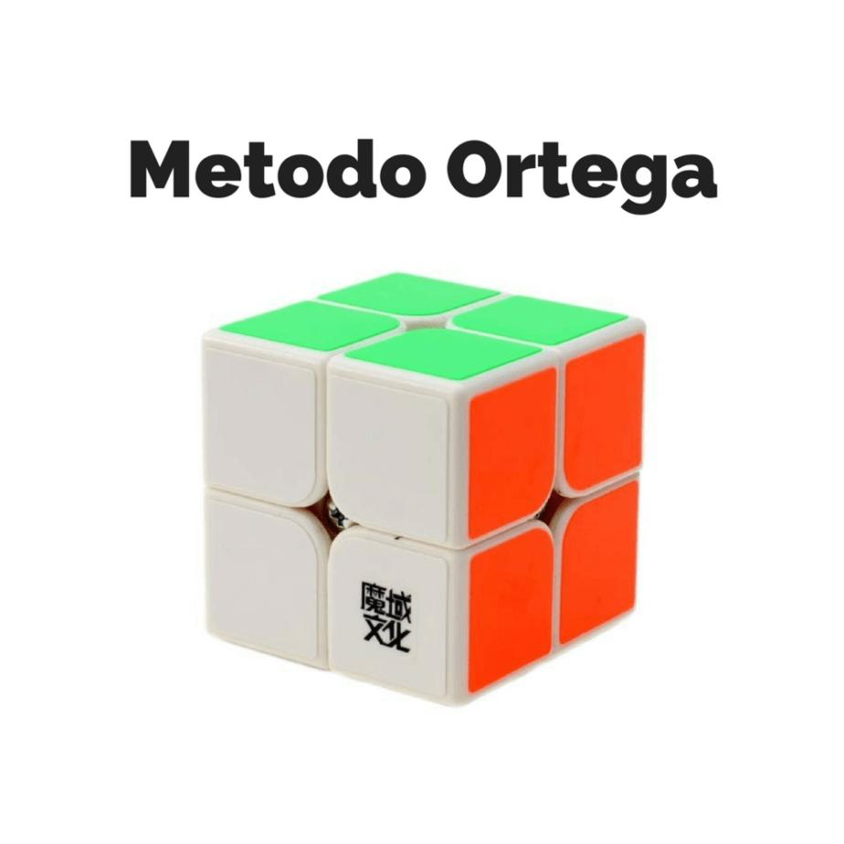 Metodo Ortega : Risolvere il cubo 2x2