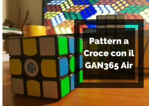 GAN365 Air con pattern a croce