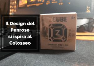 Ecco il design del Penrose Cube