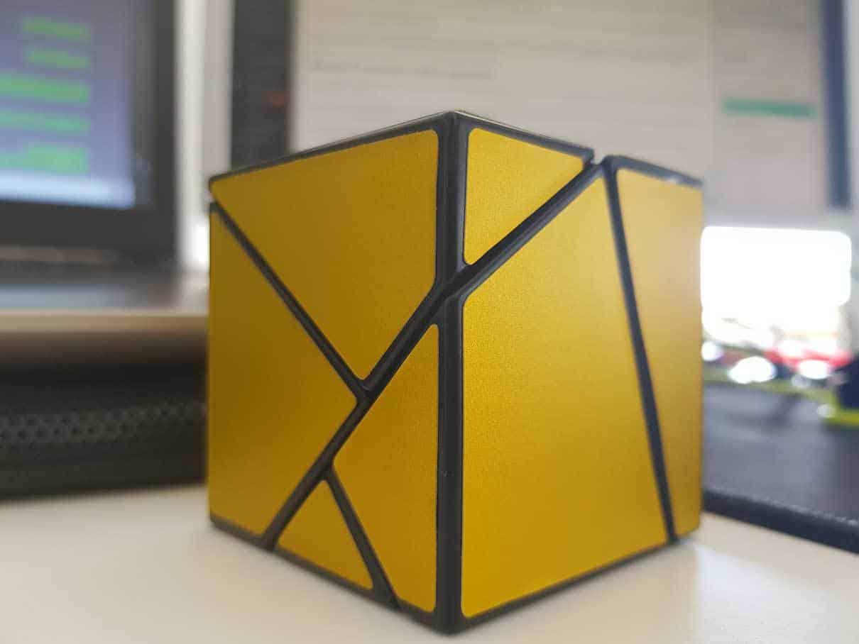 Fangshi 2x2x2 Ghost Cube