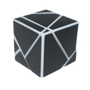 Magic Cube fantasma cubo di 2x2 velocità di torsione puzzle fai da te Rompicapo Giocattoli nero
