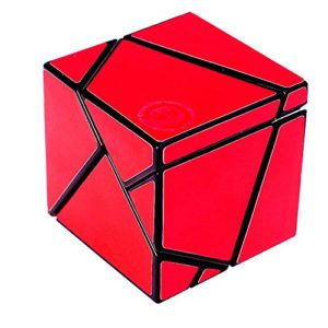 Magic Cube fantasma cubo di 2x2 velocità di torsione puzzle fai da te Rompicapo Giocattoli rosso