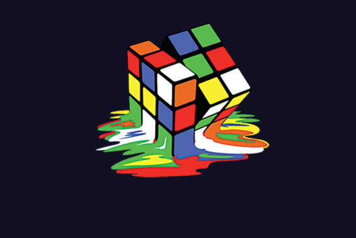Colori del Cubo di rubik