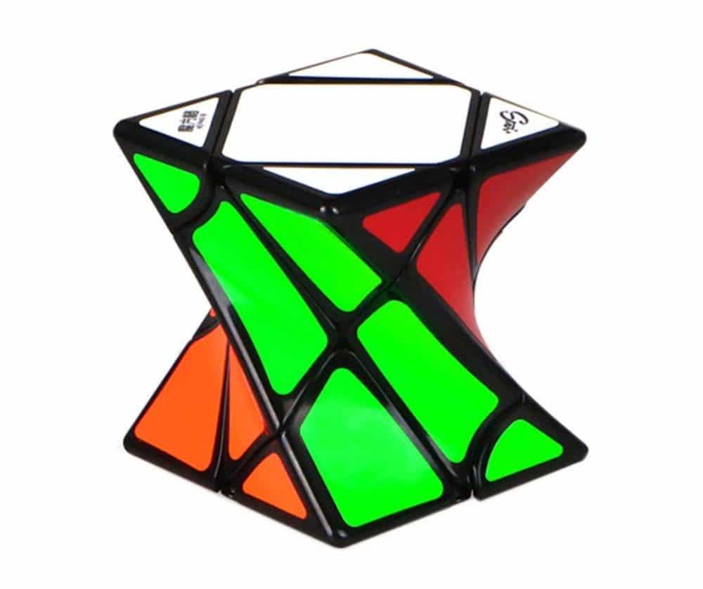 FunnyGoo Mofangge Cubo Creativo Magico Il cubo Twisty Skewb