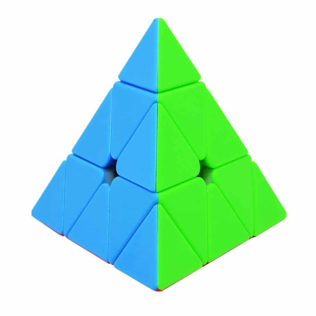 Pyramide Triangolo Cubo